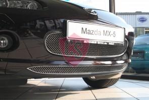 Mazda MX-5 NC RVS Koelgril Onderzijde 2005-2009