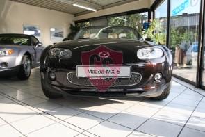 Mazda MX-5 NC RVS Koelgril Voorzijde 2005-2009