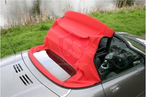 MGF / TF Sonnenland A5 Sportster cabriokap - glazen achterruit 1998-2005