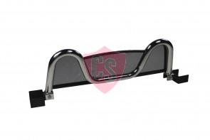 MGF & MG TF RVS rolbeugel met windscherm 1996-2012