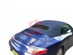 Porsche 996 Sonnenland A5 cabriokap - PVC achterruit 1998-2001