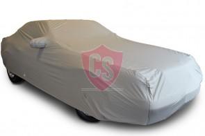Mercedes-Benz R129 SL Outdoor Autohoes - Star Cover - Militair Khaki - Spiegelzakken