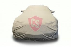 Mercedes-Benz R230 SL Outdoor Autohoes - Militair Khaki - Star Cover - Spiegelzakken