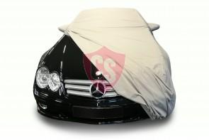 Mercedes-Benz R231 SL Outdoor Autohoes - Star Cover - Militair Khaki - Spiegelzakken