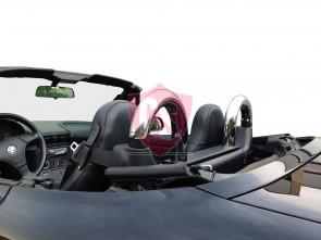BMW Z3 RVS rolbeugel 1995-2003