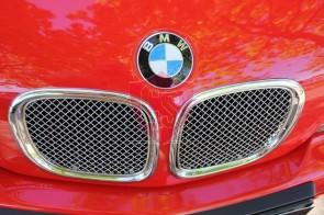 BMW Z3 Roadster motorkap grille
