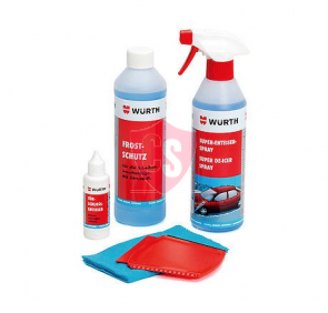 Würth auto winter set 5-delig