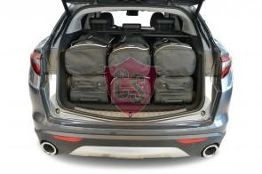 Alfa Romeo Stelvio 2016-heden Reistassen- / Koffer-set