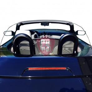 Alfa Romeo Spider 916 rolbeugel + windscherm 1995-2005 - BLACK EDITION