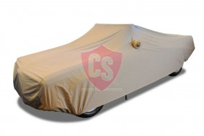 Mercedes-Benz W113 Pagode Outdoor Autohoes - Star Cover - Militair Khaki