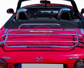 Origineel Mazda MX-5 NC Roadster Bagagerek 2006-2014 (stoffen cabriokap)