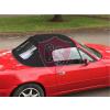 Mazda MX-5 NA Sonnenland A5 cabriokap - PVC achterruit 1989-1997