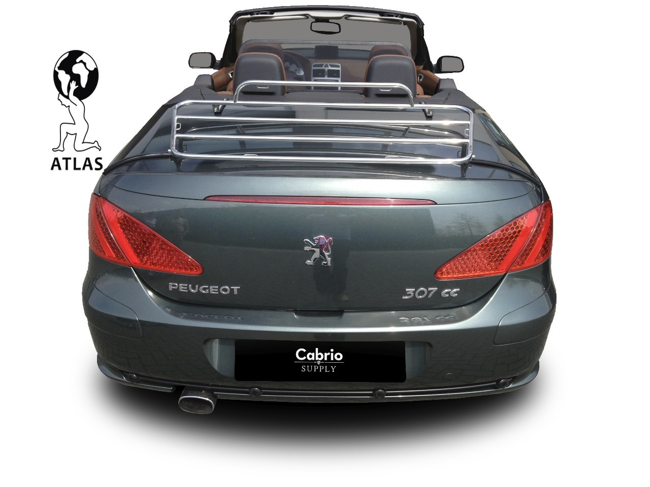 peugeot 307 cc bagagerek 2003 2008 cabrio supply. Black Bedroom Furniture Sets. Home Design Ideas