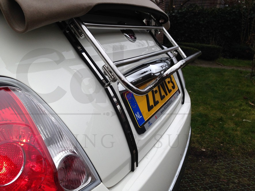 Ski Boot Bag >> Fiat 500C Bagagerek 2007-heden   Cabrio Supply
